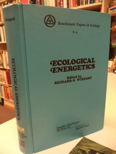 Image for Ecological Energetics (Benchmark papers in ecology ; 4)