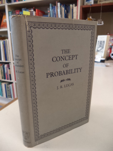 Image for The Concept of Probability