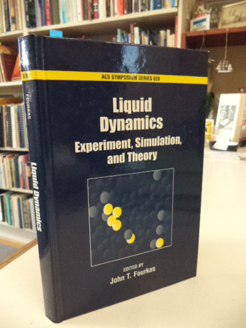 Image for Liquid Dynamics: Experiment, Simulation, and Theory (ACS Symposium Series 820)