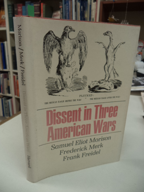 Image for Dissent in Three American Wars