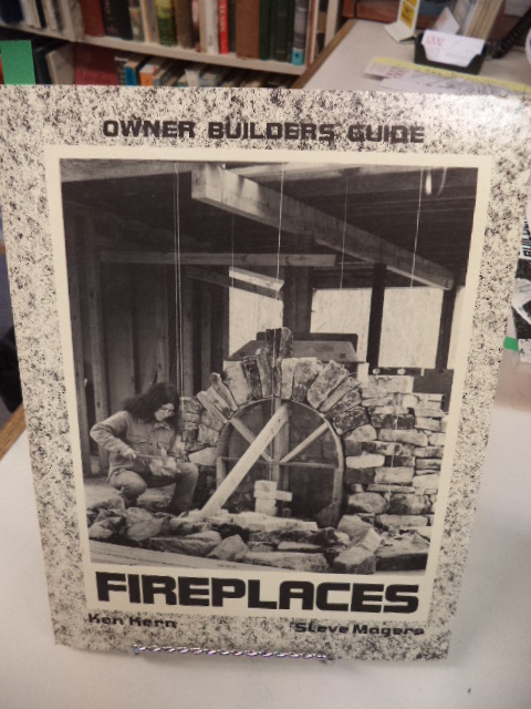 Image for Fireplaces [Owner Builders Guide]