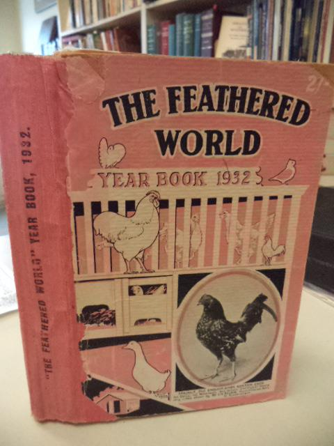 Image for The Feathered World Year Book for 1932. 21st year