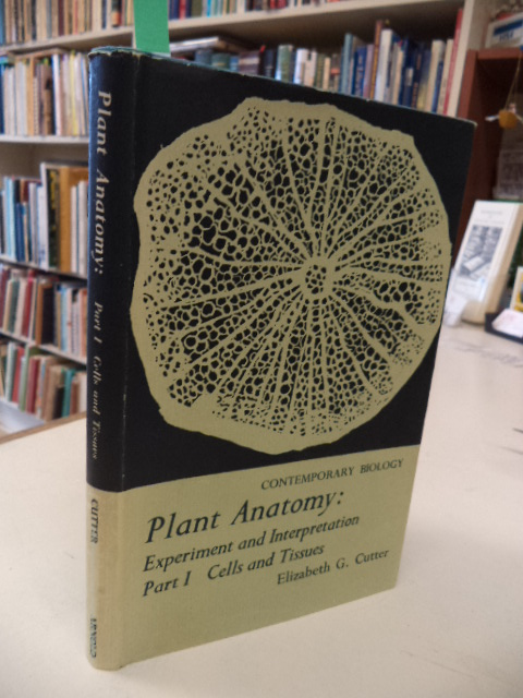 Plant Anatomy Cells And Tissues Pt 1 Experiment And