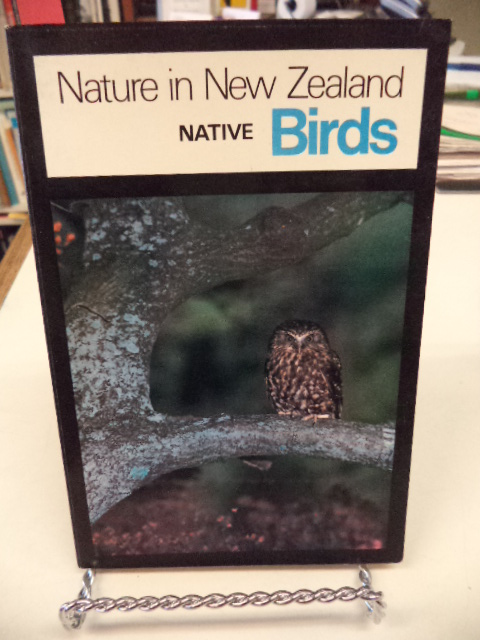 Image for Native Birds - Nature in New Zealand