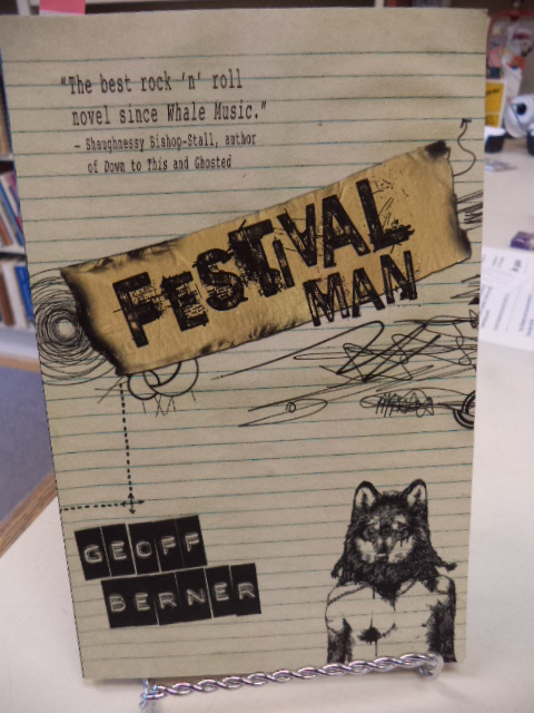 Image for Festival Man [signed]