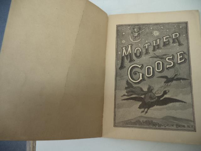 Image for Mother Goose [McLoughlin Bros. c. 1890]