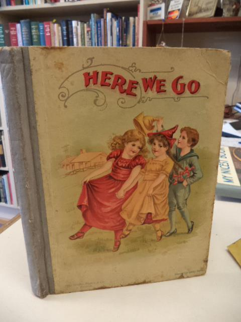 Image for Here We Go : Fun for the Little Folks [c. 1895. Happy-Go-Lucky Series]