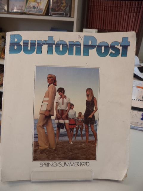 Image for Burton by Post 1970 Spring / Summer Catalogue