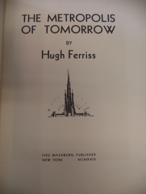 Image for The Metropolis of Tomorrow