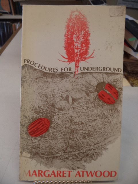 Image for Procedures For Underground [signed / dated 1972]