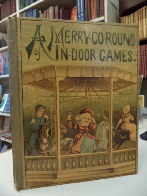 Image for A Merry-Go-Round of In-Door Games