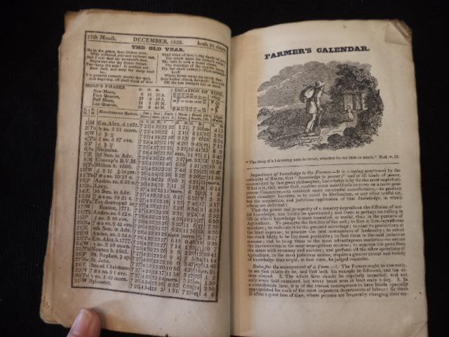 An Astronomical Diary or Almanack