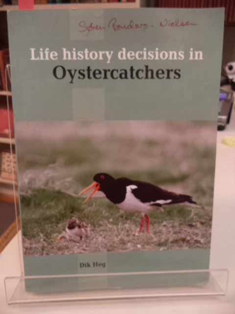 Image for Life History Decisions in Oystercatchers