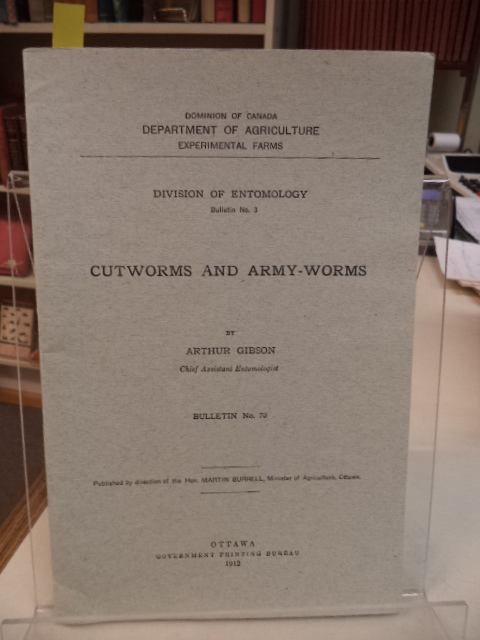 Image for Cutworms and Army-worms