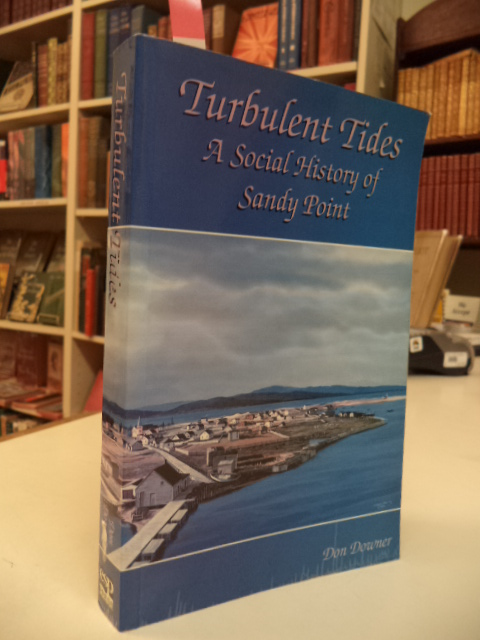 Image for Turbulent Tides: A Social History of Sandy Point