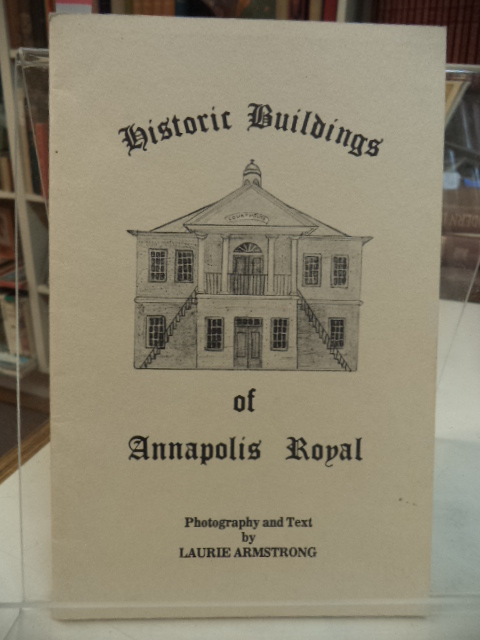 Image for Historic Buildings of Annapolis Royal