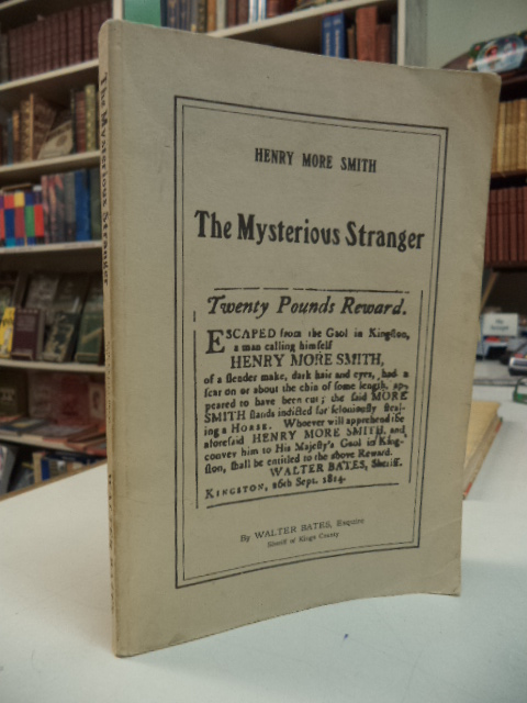 Image for Henry Moore Smith : The Mysterious Stranger