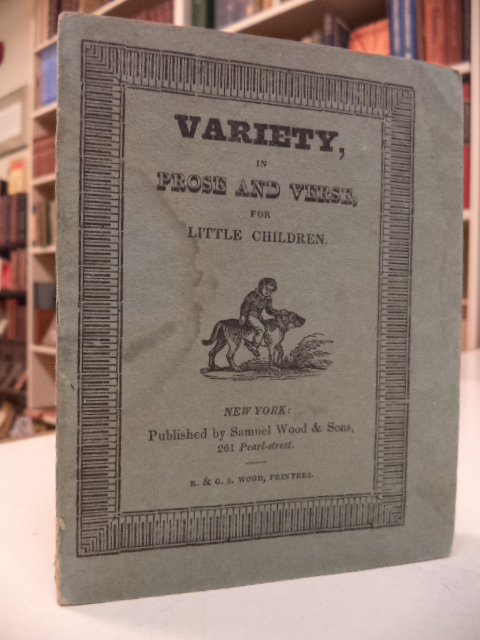 Image for Variety, In Prose and Verse, For Little Children