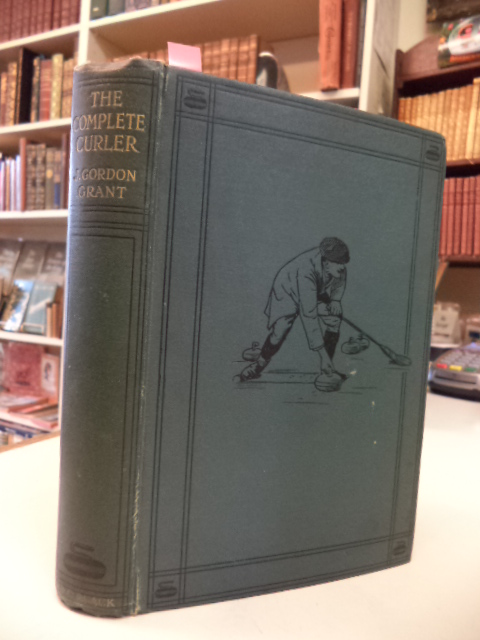 Image for The Complete Curler - Being the History and Practice of the Game of Curling  [in slipcase with curling stone spoon]