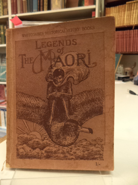 Image for Legends of the Maori. Book 1. For children aged 9-10 years