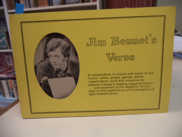 Image for Jim Bennet's Verse [signed]