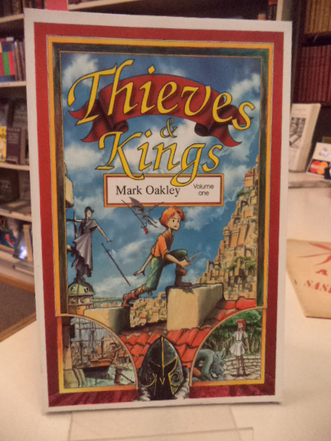 Image for Thieves & Kings Volume One, Issues 1-6