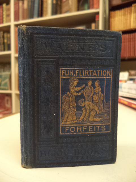 Image for Fun, And Flirtation, Forfeits : intended for evening amusement