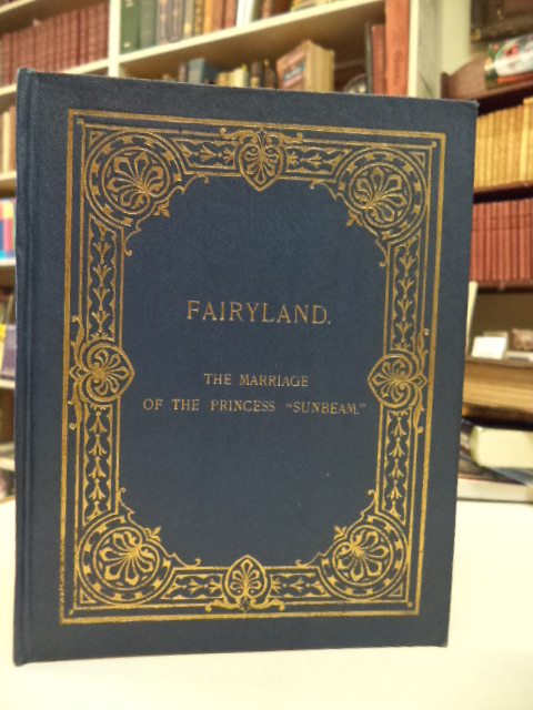 "Image for Fairyland. The Marriage of the Princess ""Sunbeam""."