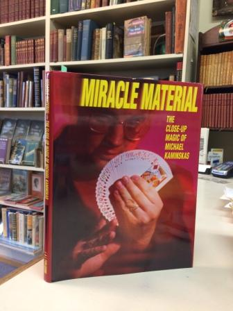 Image for Miracle Material. A Book of Close-Up Magic