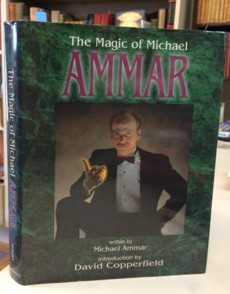 Image for The Magic of Michael Ammar