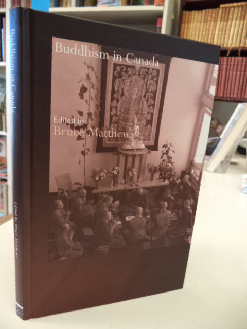 Image for Buddhism in Canada (Routledge Critical Studies in Buddhism)