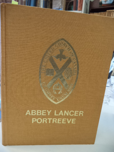 Image for Abbey Lancer Portreeve [United Church History]