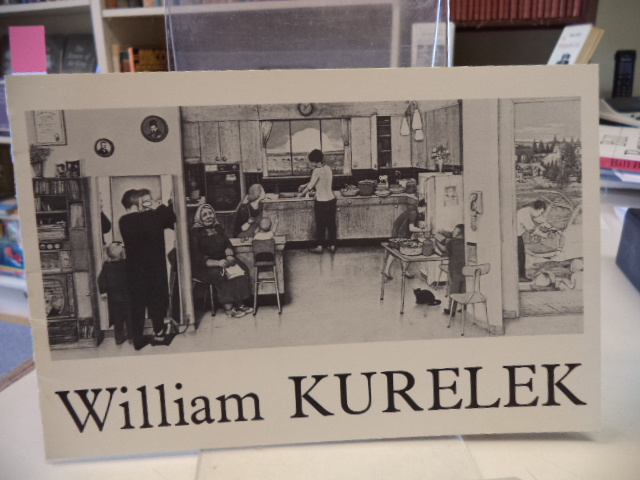 Image for William Kurelek [April 18 - May 3, 1979 exhibition catalogue]
