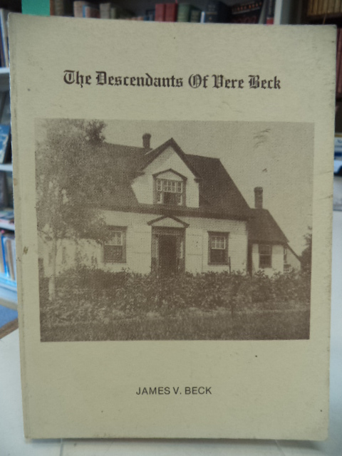 Image for The Descendants of Vere Beck