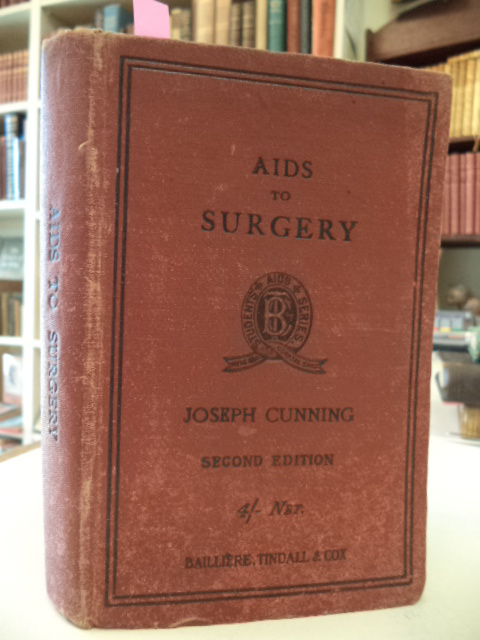 Image for Aids to Surgery