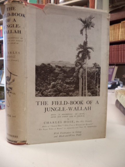 Image for The-Field Book of A Jungle-Wallah, Being a Descriptive of Shore, River and Forest Life in Sarwak