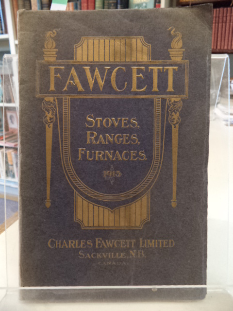Image for Charles Fawcett Limited. Stoves, Ranges, Furnaces : Catalogue 1913