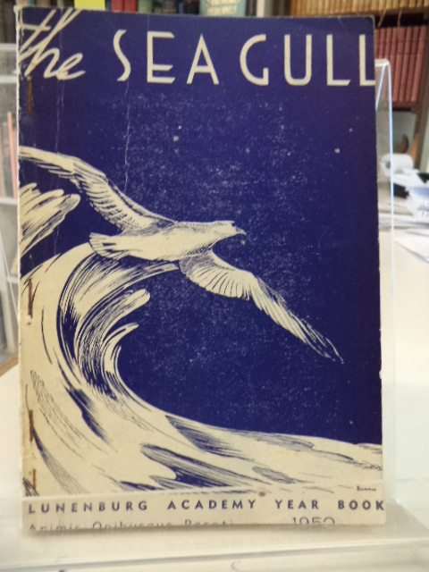 Image for The Sea Gull. Lunenburg Academy Year Book. Volume 16. 1950