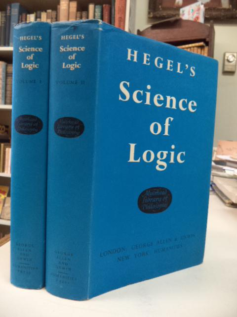 Image for Hegel's Science of Logic (Volume I and II]