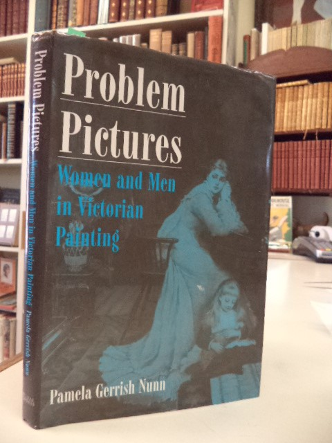 Image for Problem Pictures. Men and Women in Victorian Painting.