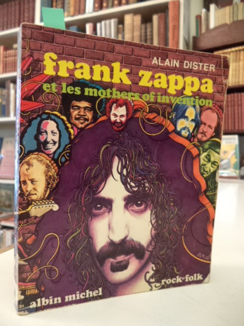 Image for Frank Zappa et les Mothers of Invention (Rock & folk) (French Edition)