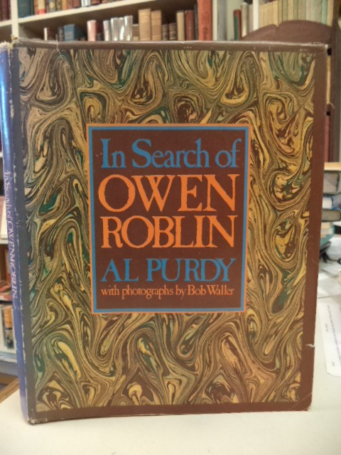Image for In Search of Owen Roblin. [inscribed]