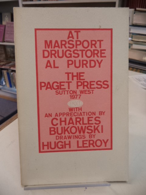 Image for At Marsport Drugstore. [inscribed]