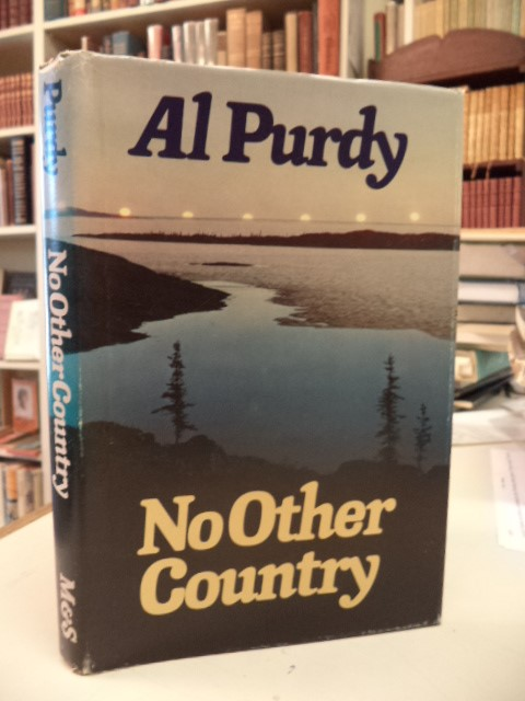 Image for No Other Country. [inscribed]