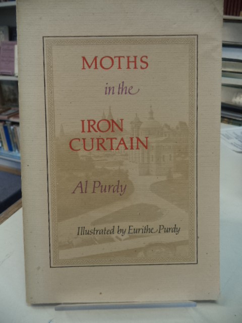 Image for Moths in the Iron Curtain. [inscribed]