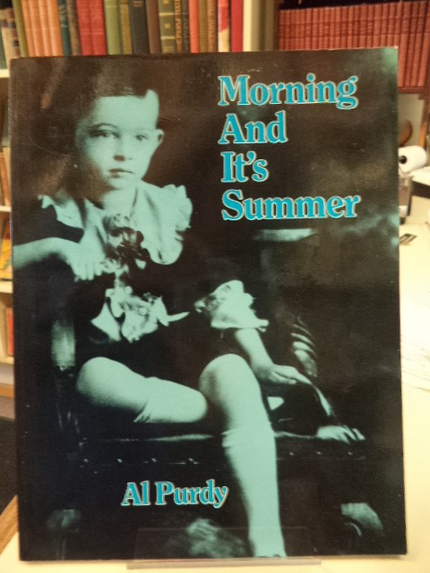 Image for Morning and It's Summer. [inscribed]