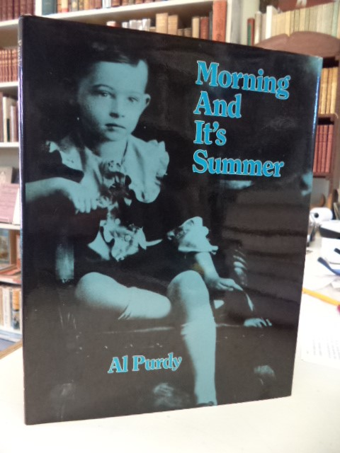 Image for Morning and It's Summer. [inscribed, limited ed.]