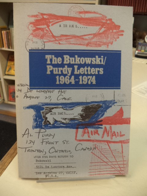 Image for The Bukowski / Purdy Letters 1964-1974. [inscribed]