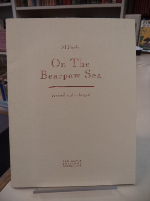 Image for On The Bearpaw Sea [revised and enlarged].  [inscribed]