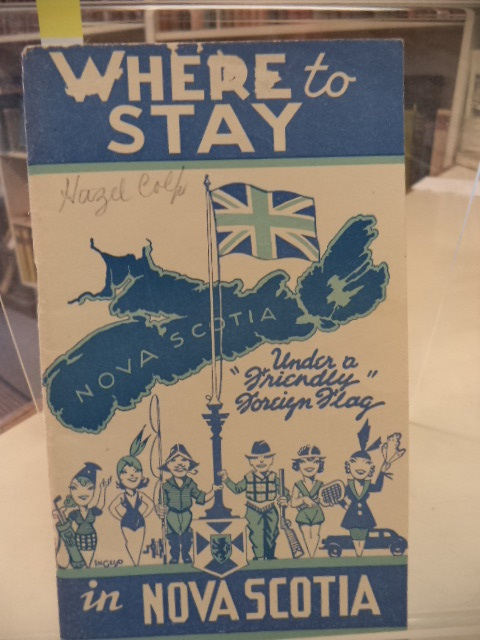 Image for Where To Stay In Nova Scotia 1938